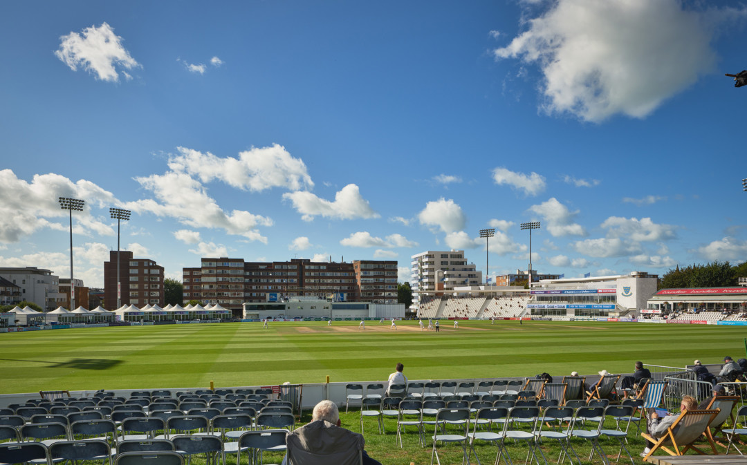 Sussex County Cricket Club, Hove