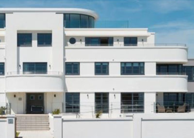 West Parade, Worthing for ECE. Architecture and Interior Photogr