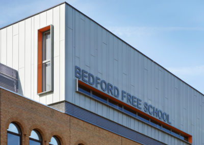 Applications. Education. Bedford Free School (3)