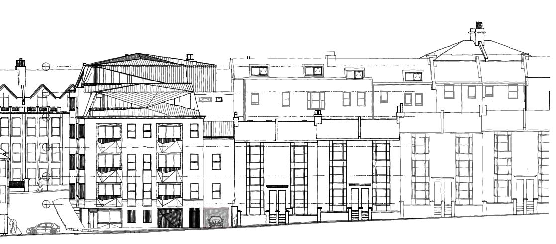 Applications. Residential. 76-79 and 80 Buckingham Road (4)