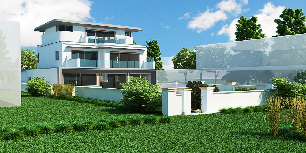Applications. Residential. Land Adjacent to Foreshore House (1)