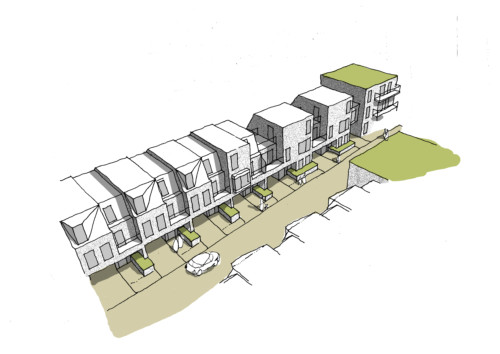 Applications. Residential. Land at South Downs Road, Lewes (3)