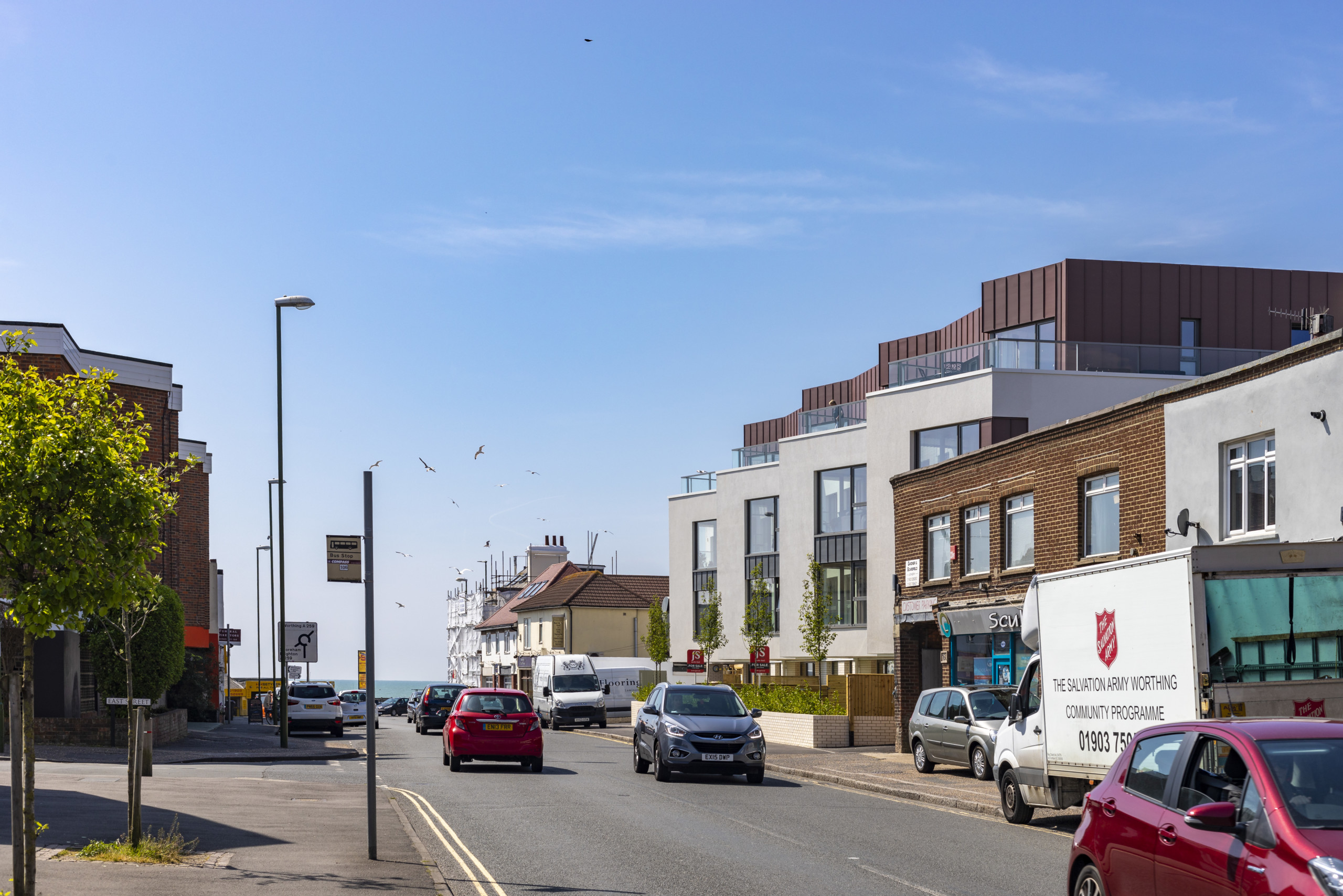 Applications. Residential. South Street, Lancing (4)