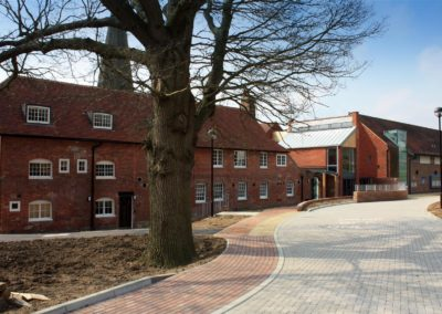 Conservation and Heritage. Commercial. Chailey Heritage (2)