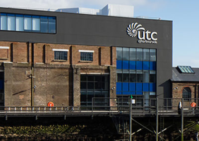 Conservation and Heritage. Education. Newhaven UTC (2)