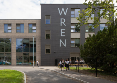 77. The Wren School