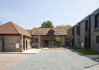 26 Church House project