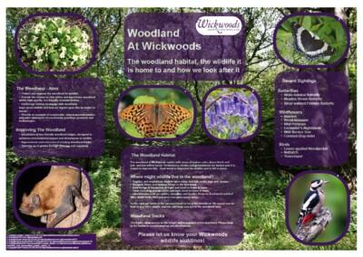 Wickwoods Poster