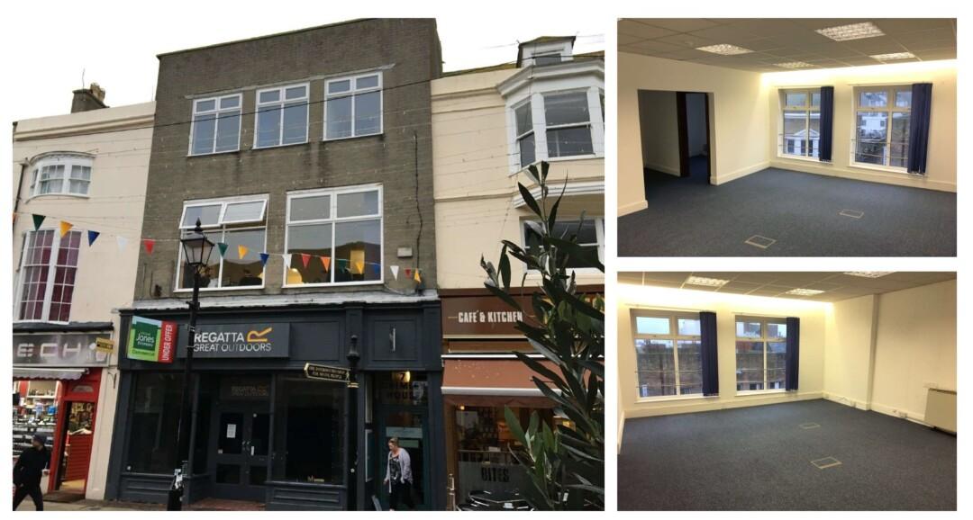 7 Warwick Street & 2 Ann Street, Worthing