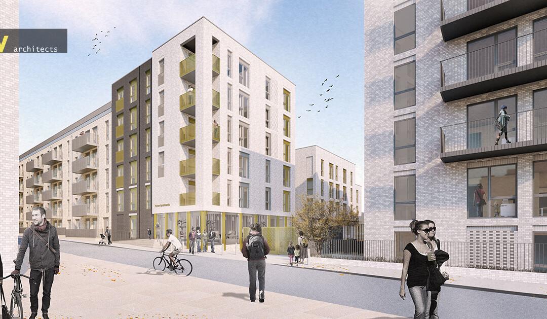 Planning Permission at Pelham Street, Brighton