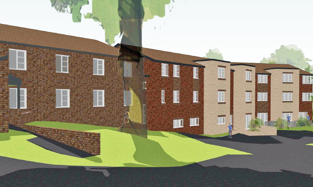 Planning permission at Oakwood Court Care Home